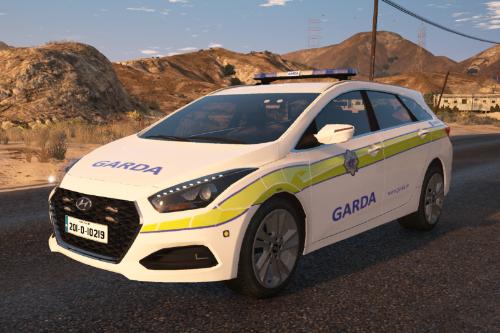 2020 Garda Hyundai i40 estate