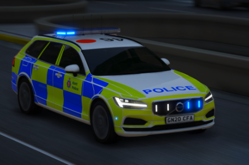 2020 Kent Police Volvo V90 [ELS]