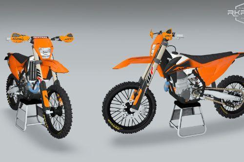 2020 KTM EXC450