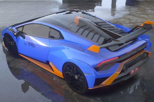 2021 Lamborghini Huracan STO [Add-On]