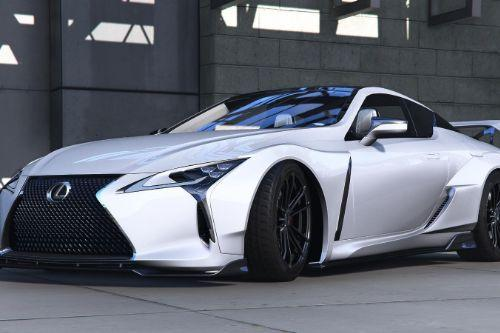 2020 Lexus LC500 Artisan Spirits [Add-On]