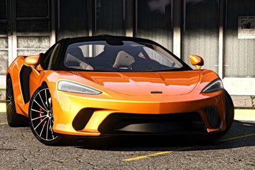 2020 McLaren GT [Add-On]