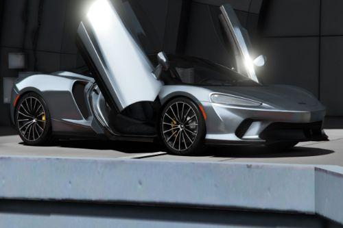 2020 McLaren GT [Add-On | LODs | Template]