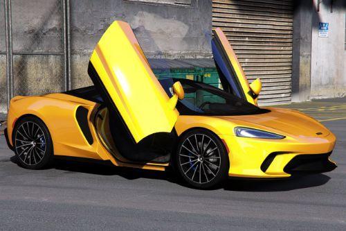 2020 McLaren GT [Add-On | Template]