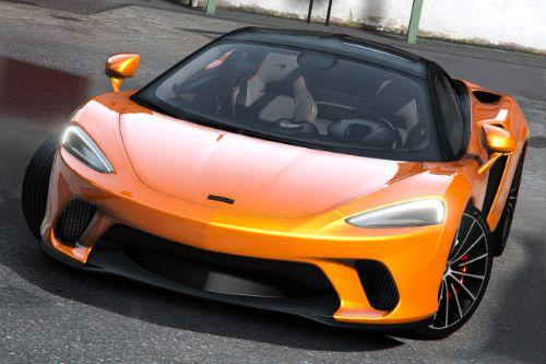 2020 McLaren GT [ Add-On ]