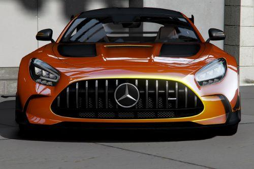 2020 Mercedes-Benz AMG GT Black Series [Add-On | LODs | Template]