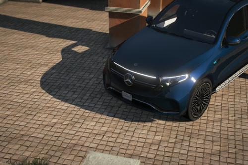 2020 Mercedes-Benz EQC400 [Add-on]