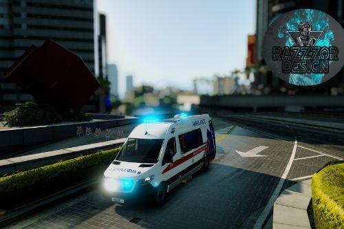 2020 Mercedes Sprinter - American Medical Response -