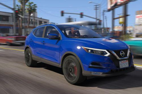 2020 Nissan Rogue Sport SL FWD [Add-On] (Patreon Request)