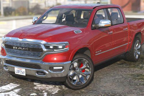 2020 Dodge RAM 1500 Limited [Add-On]