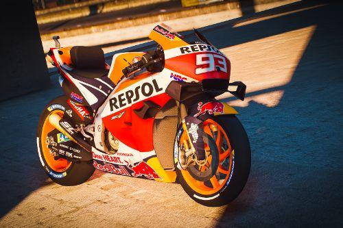 2020 Repsol Honda Team (RC213V) [Add-On]