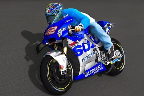 2020 Suzuki GSX-RR | Alex Rins MotoGP [Addons]