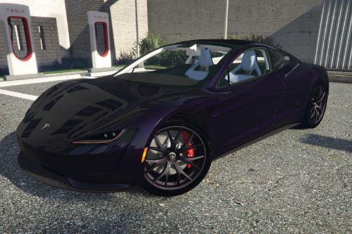 2020 Tesla Roadster [Add-On / FiveM | Extras]