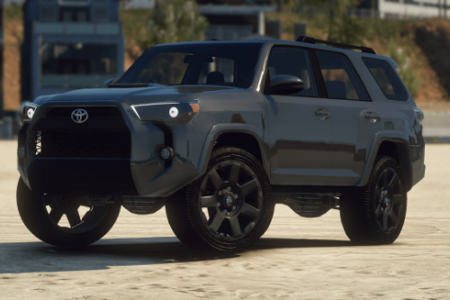 2020 Toyota 4Runner [Add-On / FiveM]
