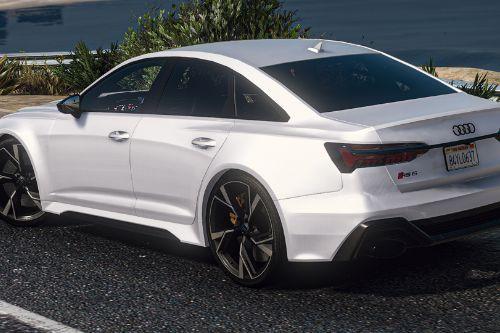 2021 Audi RS6 Sedan (C8) [Add-On]