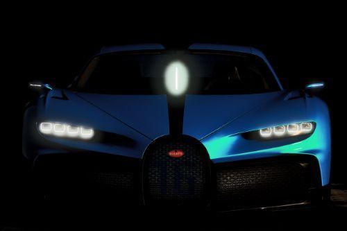 2021 Bugatti Chiron Pur Sport [ Add-On | Extras | Dirtmap ]