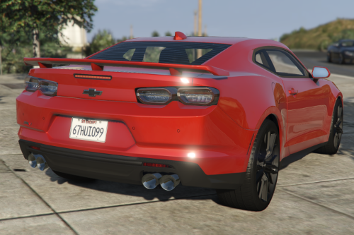 2021 Chevrolet Camaro ZL1 [Add-On]