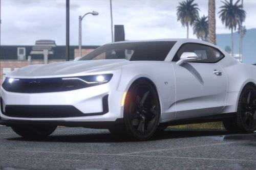 2021 Chevrolet Camaro [Add-On / FiveM | Tuning]