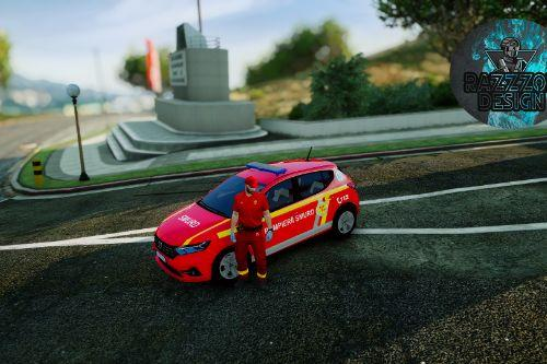 2021 Dacia Sandero Pompierii-Smurd