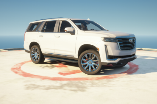 Handling for RAZ3R_BLAD3's 2021 Cadillac Escalade