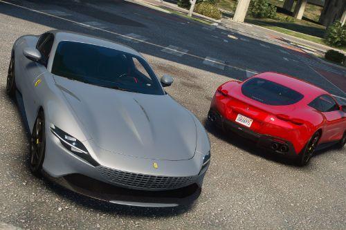2021 Ferrari Roma [Add-on]
