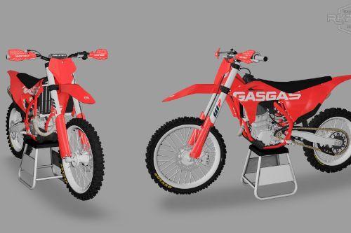 2021 GasGas MC450F
