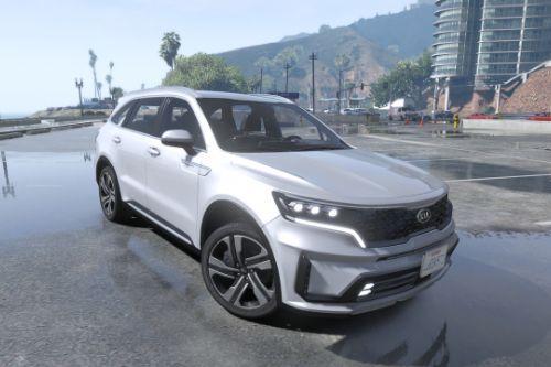 2021 Kia Sorento Plug-in-Hybrid   Add-On
