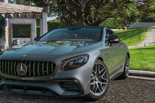 2021 Mercedes-Benz AMG S63 Coupe 4MATIC+ [Add-On]