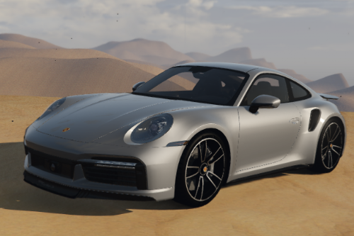 2021 Porsche 911 Turbo S - Handling Top speed 390kmh