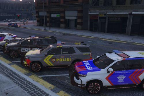 2021 Tahoe - Polisi Indonesia