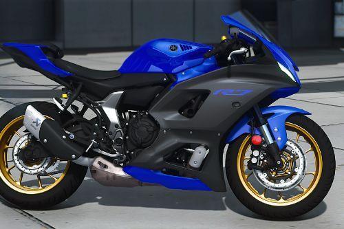 2021 Yamaha YZF-R7 [Addon | Tuning | Template]