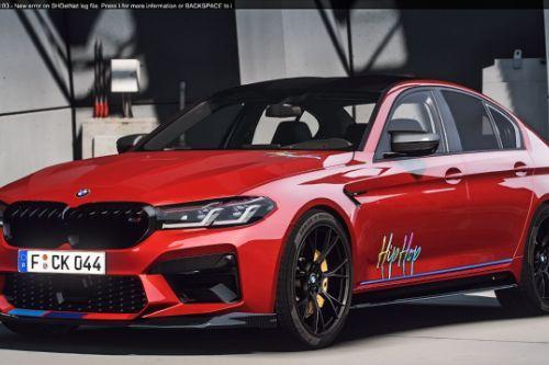 BMW M5 2021 [Add-On | Tuning]