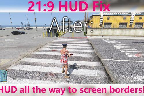 21:9 Aspect Ratio HUD fix