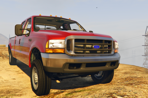 2000 Ford F-350 Super Duty [Add-On | Tuning | Unlocked]
