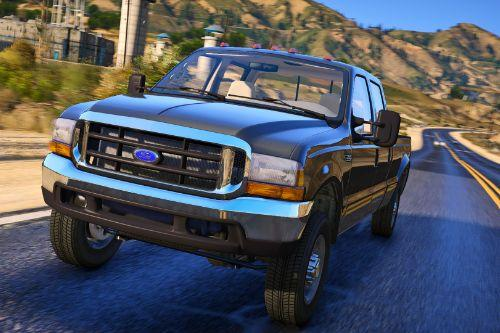 2000 Ford F-350 Super Duty [Add-On | Extras]