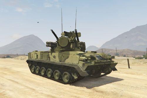 "2K22 ""Tunguska-M"" Gun/Missile Air Defence System [Add-On]"