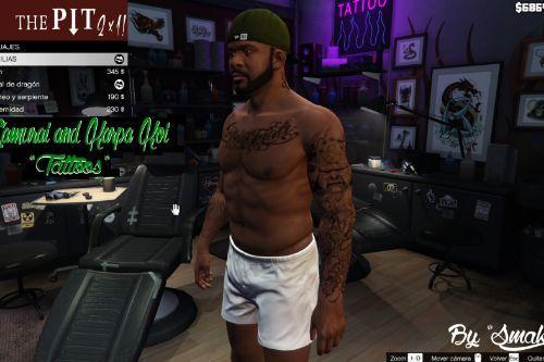 63f129 tattos2x1