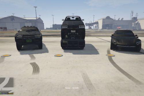 Three Car Pack [Menyoo]