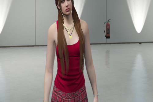 3 new hairstyles for MP Female