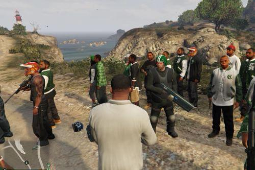 30 Bodyguards Mod