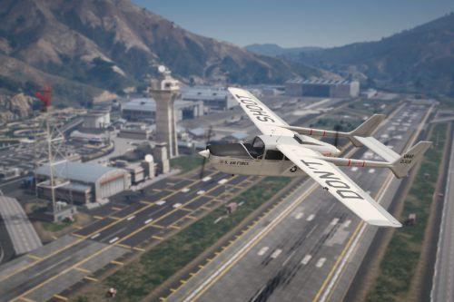 337 / O-2 Cessna Skymaster USAF Liveries
