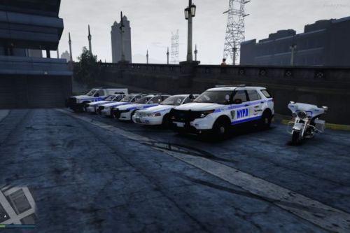 [4K],[2K] NYPD Mega Skin Pack