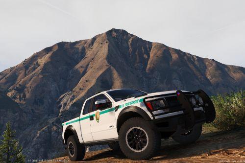 4K Ford Raptor US Park Ranger