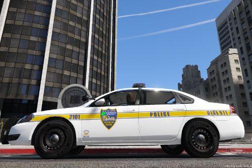 4K Impala LSPD (Jacksonville Sheriff's Office Style)