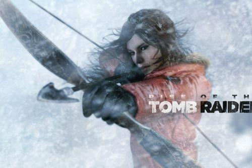 4K Loading screens and music theme from the game Rise of the Tomb Raider 2015