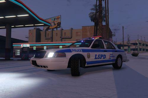 [4K] LSPD CVPI (NYPD Style)