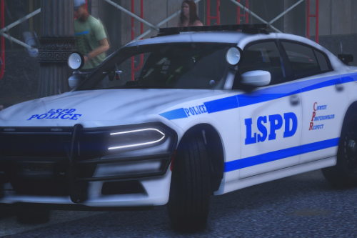 4K | LSPD PACK | (NYPD INSPIRED)