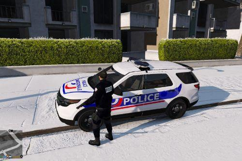 4X4 Police Nationale