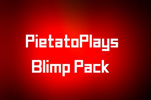 5 Blimp Liveries Pack