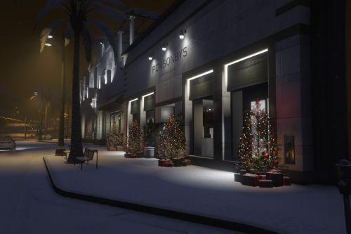 500 XMAS Trees in LS [Add-On | FiveM]